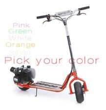 Original USA California Go Ped GSR46R Gas Scooter! Goped RED