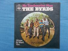 "The Byrds - Mr. Tambourine Man ( 7"" Single ,1965 )"
