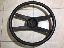 Chevrolet Camaro Z28 El Camino Chevelle Monte Black 4 Spoke Steering Wheel