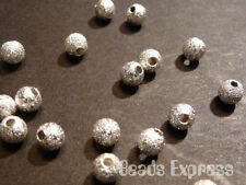 Copper Round Jewellery Making Craft Beads