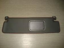 Audi R8 Sonneblende rechts 420857552C schwarz rot Spiegel Sun Shield Lens Hood