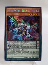 Yu-Gi-Oh Destiny Soldiers #DESO-EN021 Abyss Actor Leading Lady SCR