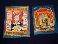 Peter Rabbit the Magician: Complete Magic Show for Fun and His Life Story 1942c