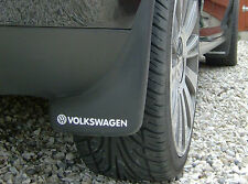 VOLKSWAGEN VW logo decal graphics stickers for Mud Flaps 4 + 4 spare