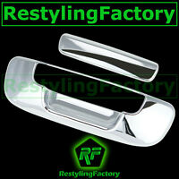 Chrome Plated Tailgate Handle Cover for 02-08 Dodge Ram