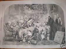 Oncle William's Christmas Presents John Gilbert 1856