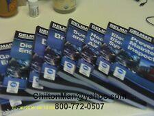 Med/Hvy Truck ASE  TT Study Guide Set T1-T2-T3-T4-T5-T6-T7-T8 New 5th Ed