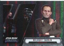 Star Wars Evolution 2016 Base Card #61 Wilhuff Tarkin - Imperial Moff