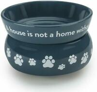One Fur All Pet House Electric Wax Warmer - Freshens Home With Scented Tarts Or