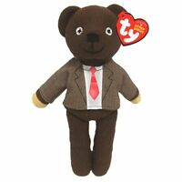 TY MR BEAN TEDDY - SOFT PLUSH TOY 10 INCH (26CM) JACKET AND TIE - OTHER STYLES