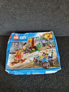 LEGO 60171 City Mountain Fugitives Construction Set ,New