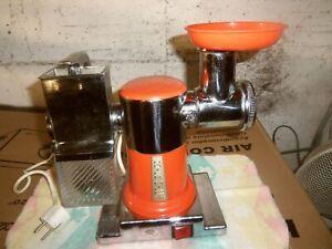 grattugia / tritacarne , quick mill
