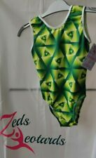 Girls gymnastics leotard size 28 By Zeds Leotards