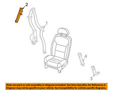 Lincoln FORD OEM 00-06 LS Front Seat Belt-Height Adjuster Bracket 6W4Z54602B82A