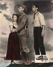 "AHF ""Donner in der Sonne"" EA 1959, Jeff Chandler, Susan Hayward"