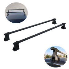 """Universal 48"""" Roof Top Rack Carrier Luggage Cargo Cross Bars For SUV Truck Jeep"""