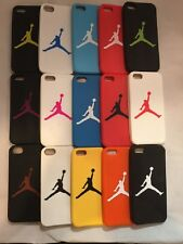 JORDAN COVER FOR APPLE IPHONE 4/4G/4S RUBBER SILICONE CASE LOGO BULLS MICHAEL