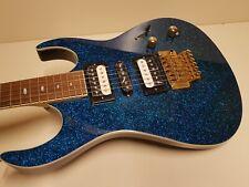 BLUE SPARKLE RG ROCK STR*T