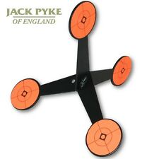 JACK Pyke Chukka da libera installazione multipunto acciaio Bersaglio AIR FUCILE BB TIRO