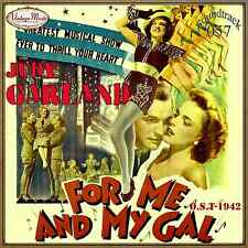 FOR ME AND MY GAL Soundtrack CD #57/100 O.S.T 1942 Judy Garland Gene Kelly