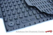 NEU Original Audi Q5 SQ5 8R Gummimatten SET 2-teilig vorn Fußmatten schwarz