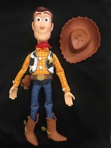 Custom Movie Accurate Toy Story Signature Collection Woody Thinkway Toys