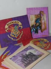 Harry Potter Note Card Set in Box Hogwarts Cedco