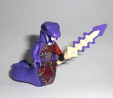 LEGO Ninjago - Kapau Rai - Minifig Figur Anacondrai Tempel Snake Schlange 70749