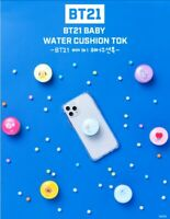 BT21 Baby Water Cushion Tok Official BTS Goods Authentic KPOP Phone Stand MD