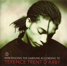 Terence Trent D'Arby CD Introducing The Hardline According To Terence Trent D'Ar