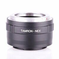 Tamron Adaptall 2 AD2 lens to Sony NEX E mount adapter NEX-7 5N C3 VG10E