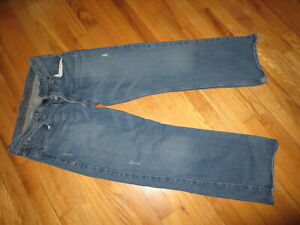 Men's Arizona Bootcut Jeans Size 32 Inseam 30 Good Condition