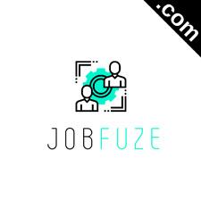 JOBFUZE.com 7 Letter Short  Catchy Brandable Premium Domain Name for Sale