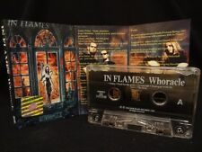IN FLAMES Whoracle / 1997 / MC CASSETTE AT THE GATES, DARK TRANQUILLITY
