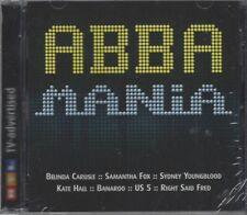 Abba Mania - CD, Belinda Carlisle, Samantha Fox, Sydney Youngblood, Kate Hall,++