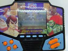 Vintage Street Fighter II Capcom 1994 Tiger Electronic LCD Handheld Video Game