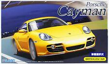 Fujimi RS-20 Porsche Cayman / Cayman S 1/24 scale convertible kit