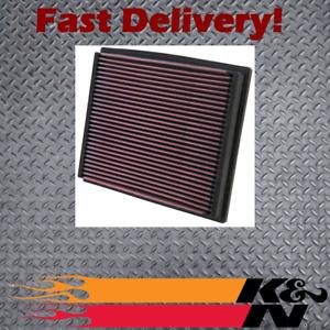 K&N 33-2125 Air Filter suits Audi 80/80 Quattro B4 ABC