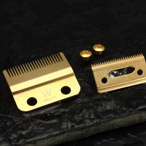 WMARK Super Tapper Replacement Blade Set clipper 2 Hole Senior Super Taper Magic