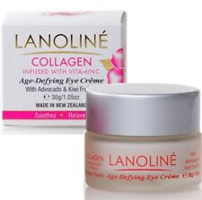 Lanoline Collagen, Vit C, Avocado, and Kiwifruit Eye Cream 30g