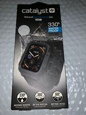 GENUINE Catalyst Waterproof Apple Watch 44mm Case Series 4 Black OPEN BOX NEW!