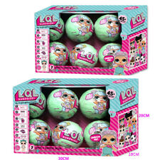 8PCS LOL Lil Outrageous 7 Layers Surprise Ball Series Doll Blind Mystery Toys