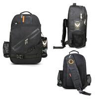 Game Tom Clancy's The Division Black Backpack Tactical Shoulder Bag Satchel Tote