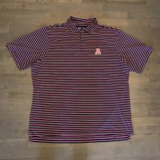 F&G Tech Fairway Greene Golf Polo American Athletic Conf. Men's Size 2Xl Xxl