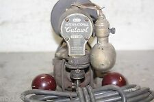 Vintage International Cutawl Model K-9AB Sign Maker Saw Working Condition