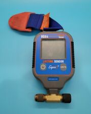 Supco VG64 HVAC Digital Vacuum Gauge with hanger and magnet