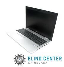 HP ProBook 650 G4 Laptop i7-8650U 1.90GHz No DDR4 No HDD No Battery for Parts