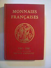 Monnaies Françaises ( 1789-1985 , 7e édition ) / Victor Gadoury - 1985