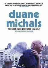Duane Michals: The Man Who Invented Himself (DVD, 2015) BRAND NEW