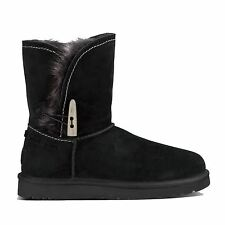 UGG Australia Patternless Suede Boots for Women